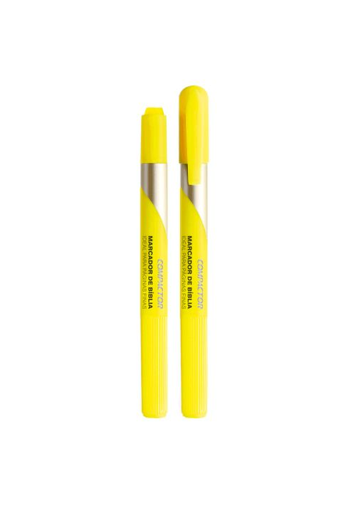 Marcador-de-Bíblia-Amarelo