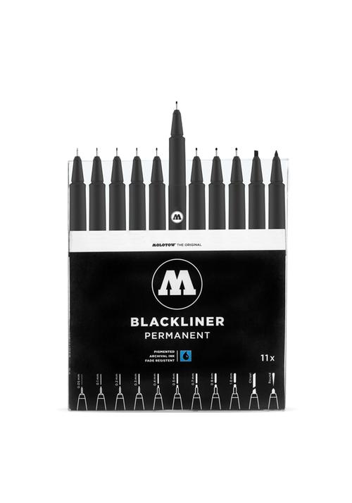 BLACKLINER-COMPLETE-SET